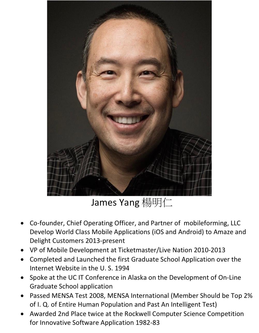 284. James Yang 楊明仁