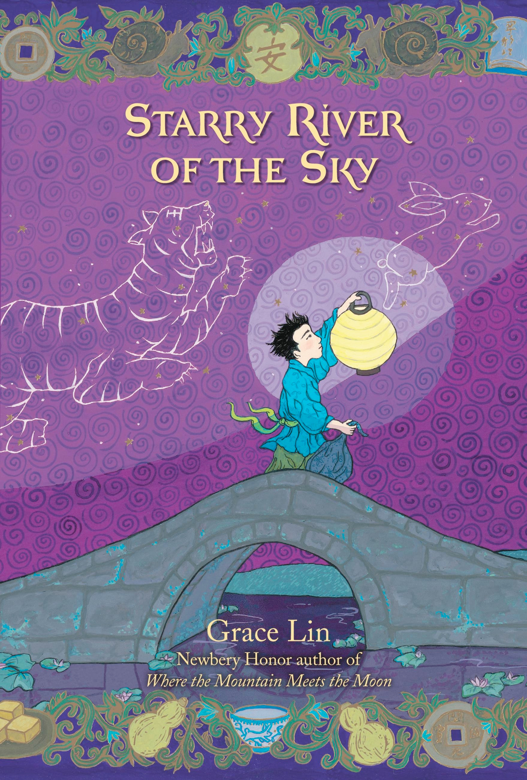 1321. Starry River of the Sky/Grace Lin/2012