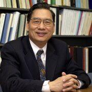 2305. Prof. Chin-Pao Huang 黃金寶教授