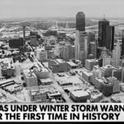 3. Historic Snow and Record Freezing in Texas/02/2021