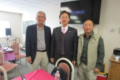 Taiwanese American Senior Society–East Bay (TASS-EB)(東灣台美人長樂會)