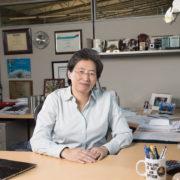 76. Semiconductor(SIA) Robert N. Noyce Award 2020 / Dr. Lisa Su / 2020