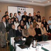 33. 台美協進會的歷史/ History of Taiwanese American Foundation