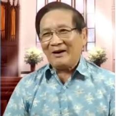 2132. Rev. David Huang 黃德利牧師