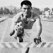 374. Chuan-kwang Yang 楊傳廣 / The First Male T.A. Won the Olympic Silver Medal in Rome/Italy / 1960