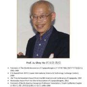 39. Prof. Ju-Shey Ho 何汝諧教授