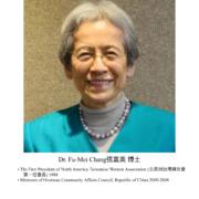 145. Dr. Fu-Mei Chang 張富美博士