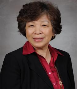 2184. Prof. Lu-Yu Hwang 黃綠玉教授