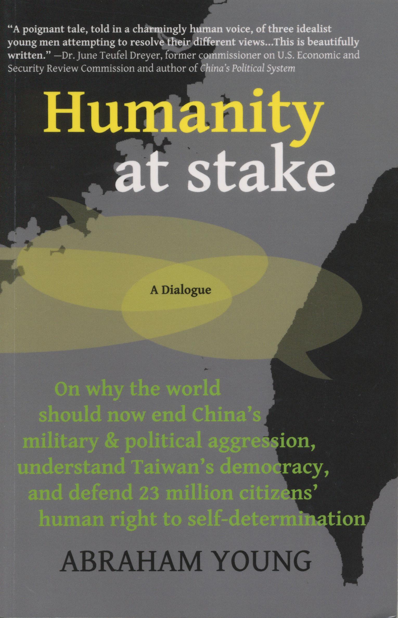 1282. Humanity at Stake/Abraham Young/2008
