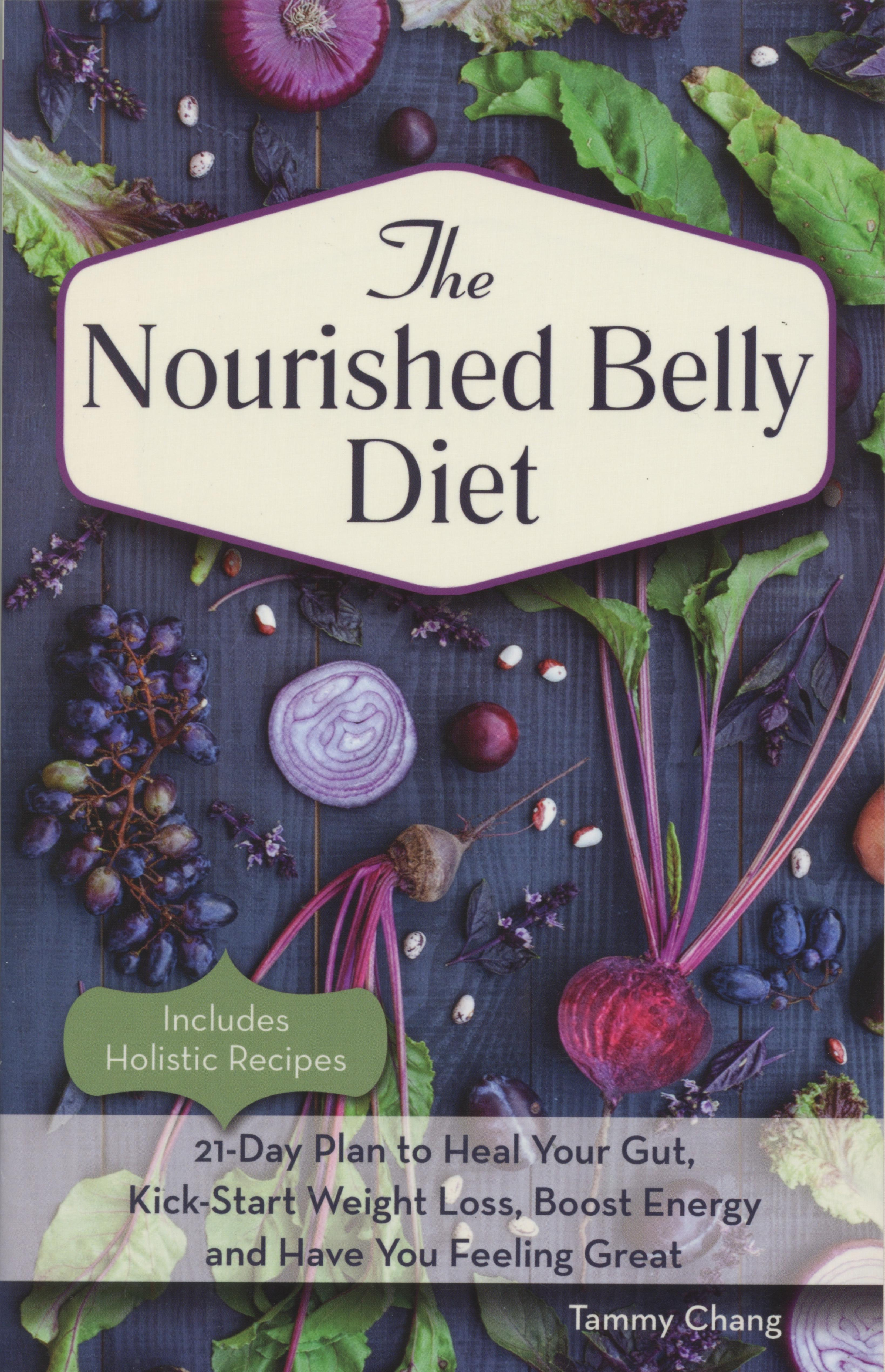 1314. The Nourished Belly Diet/Tammy Chang/2016