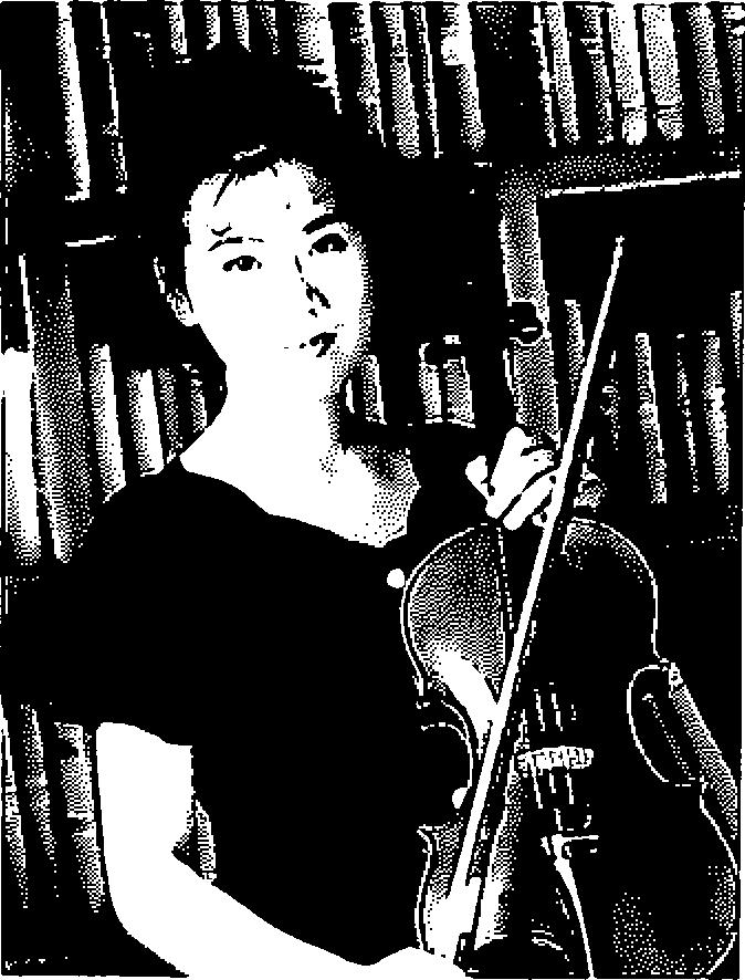 436. I-Chen Wang, Violinist/09/2019