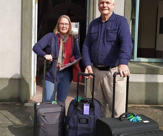 713. Missionaries return home to vote in Taiwan/Rev. David Alexander/01/2020