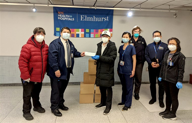 360. Taiwanese Americans use coronavirus as moment to create own narrative/09/2020