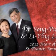 78. Dr. Song-Ping Lee, 2012 Heart of St. Francis Award
